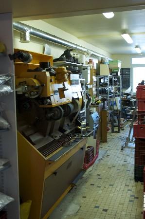 Atelier cordonnerie verneau