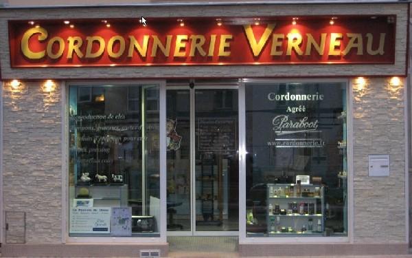 Boutique cordonnerie VERNEAU