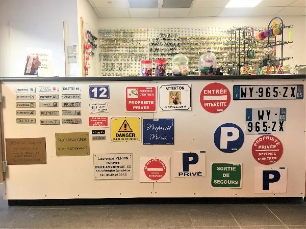 Comptoir de Atelier Clés Services